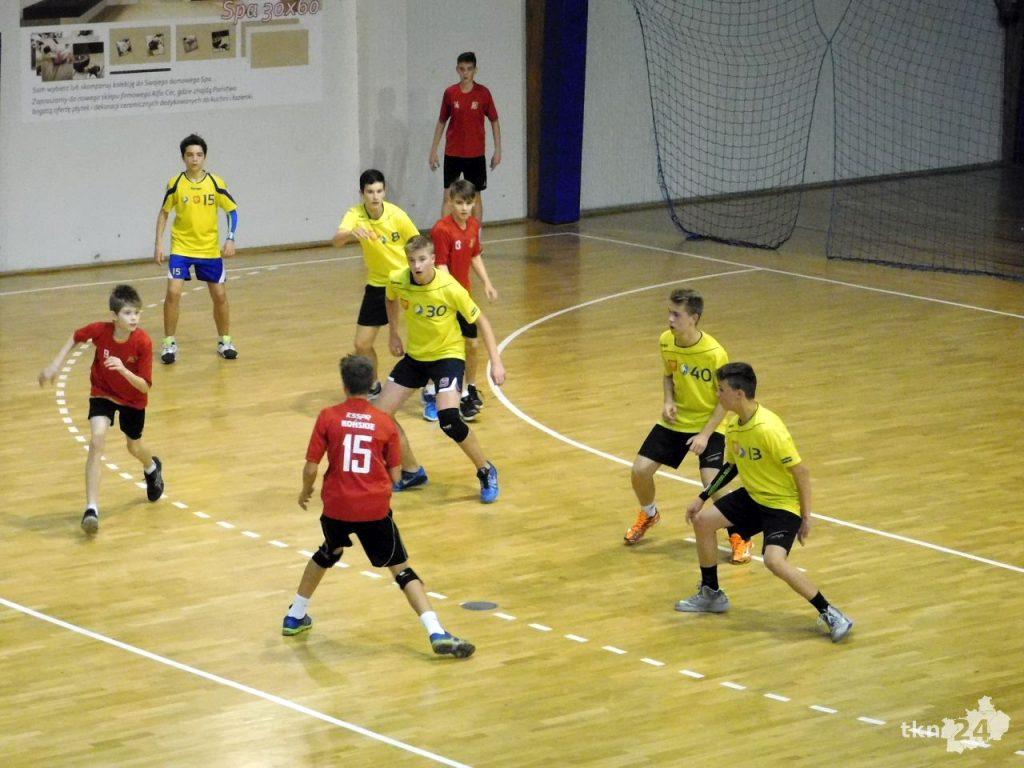 Ogólnopolski Turniej Piłki Ręcznej Młodzików  17