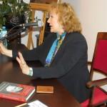 Spotkanie z Aleksandrą Ziółkowską Boehm 06