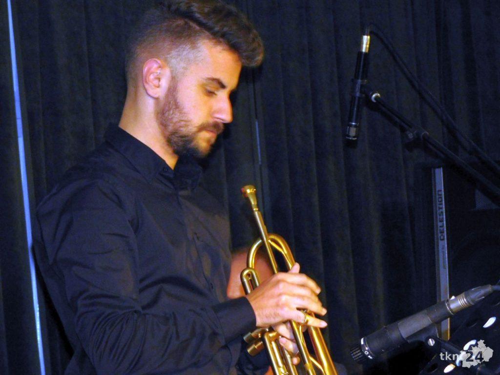 Gość specjalny koncertu Natanael Ramos Garcia.