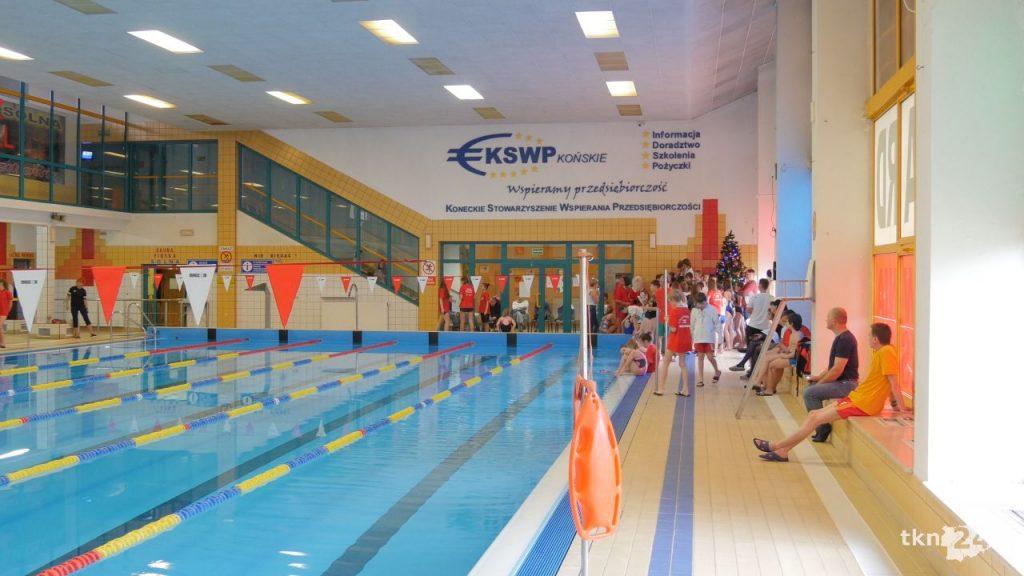 Zawody pływackie 1