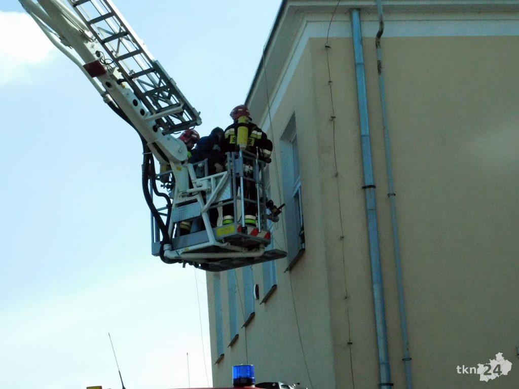 Ćiwczenia strażackie w Modliszewicach 34