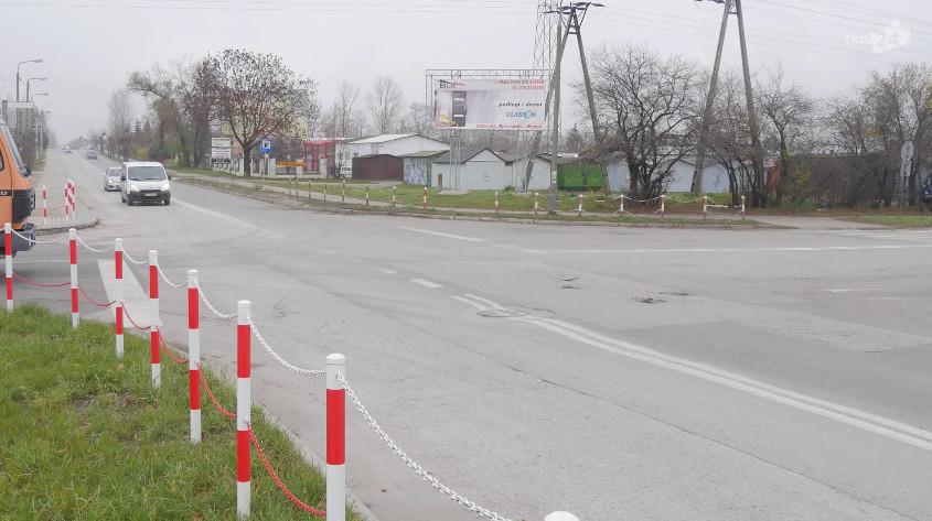 W miejscu niebezpiecznego skrzyżowania Staszica/Armii Krajowej/Warszawska powstanie rondo.
