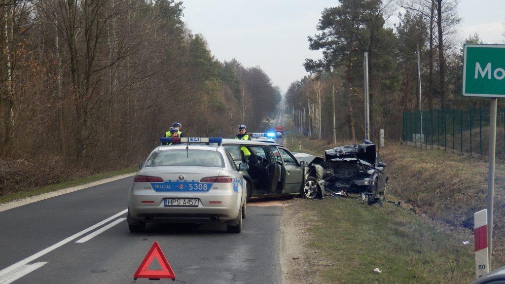 Wypadek w Morzywole (3)