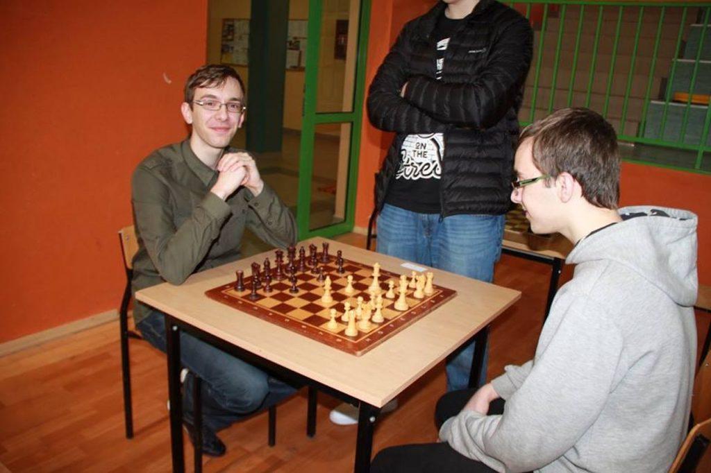 II Turniej Szachowy w Radoszycach 02