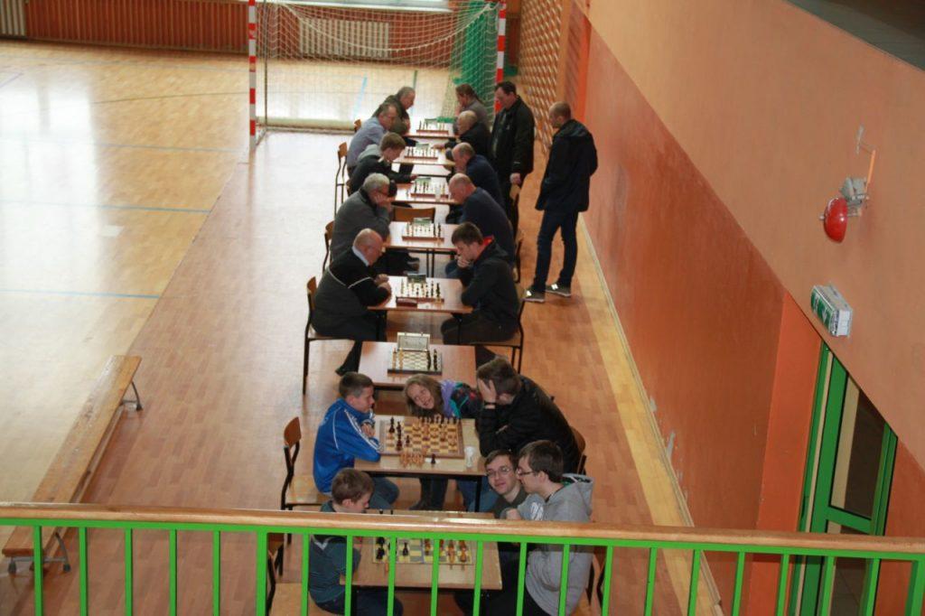 II Turniej Szachowy w Radoszycach 04