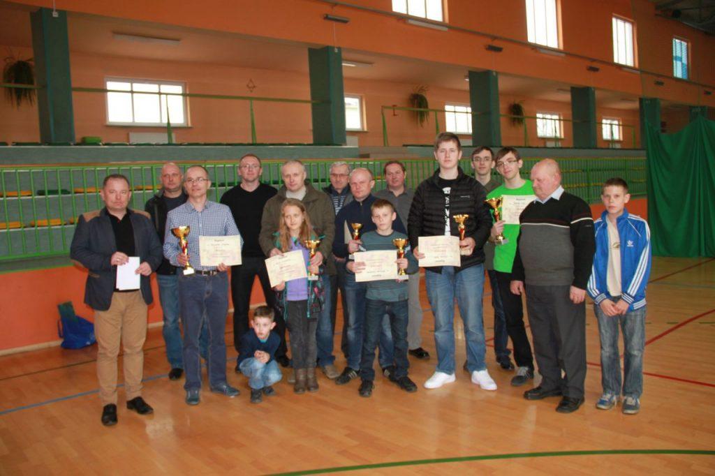 II Turniej Szachowy w Radoszycach 06