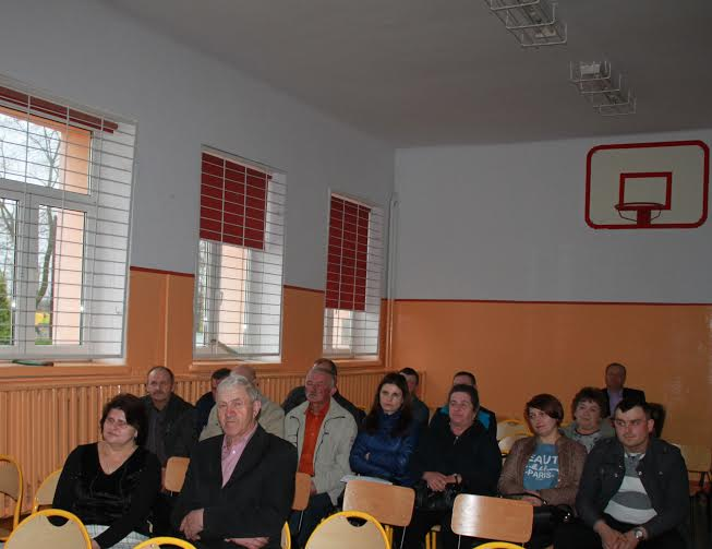 Konsultacje w Wilczkowicach