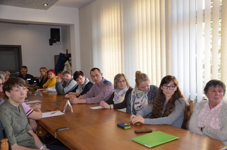 Mityng informacyjny w Stąporkowie (3)