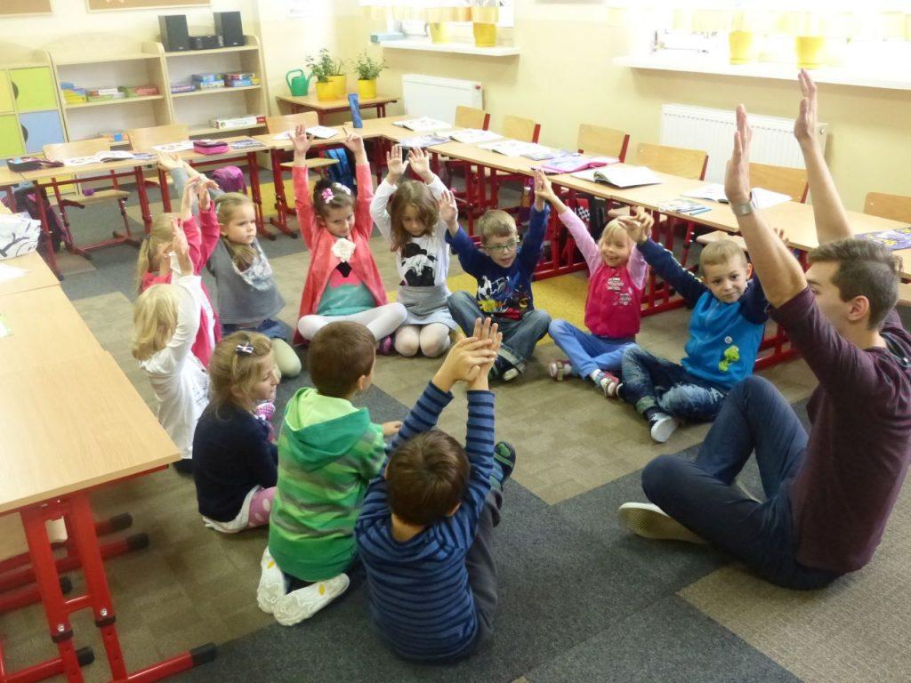 Bajkowa Kraina, Prywatna Szkoła Podstawowa 38