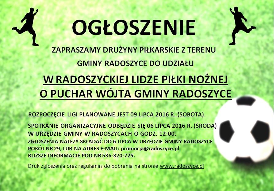 Piłka Nożna Radoszyce