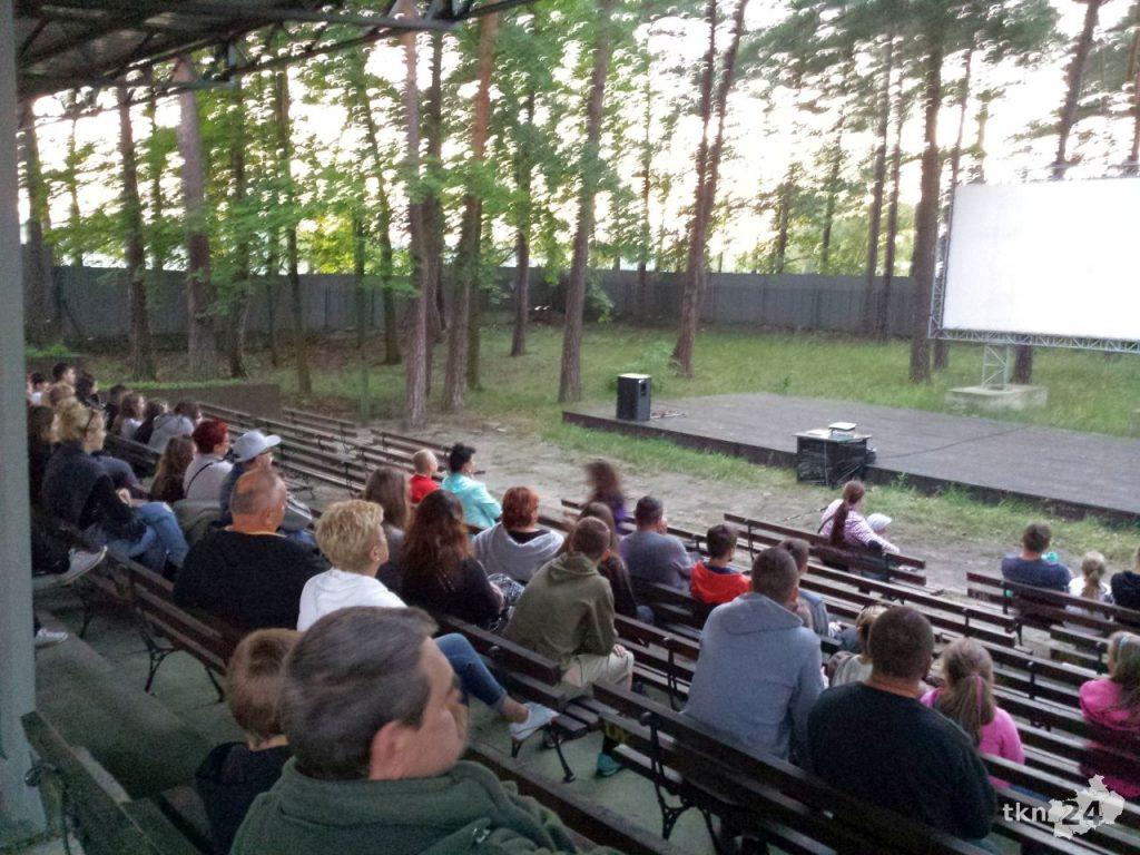 Kino Letnie w Sielpi 2016 01