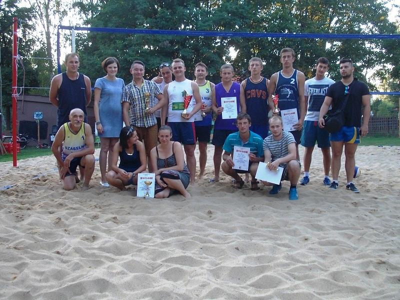 Siatkówka plażowa na Baryczy 6