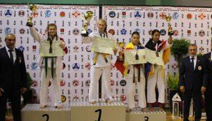 Wiktoria Czyżewska na najwyższym stopniu podium podczas Mistrzostw Europy