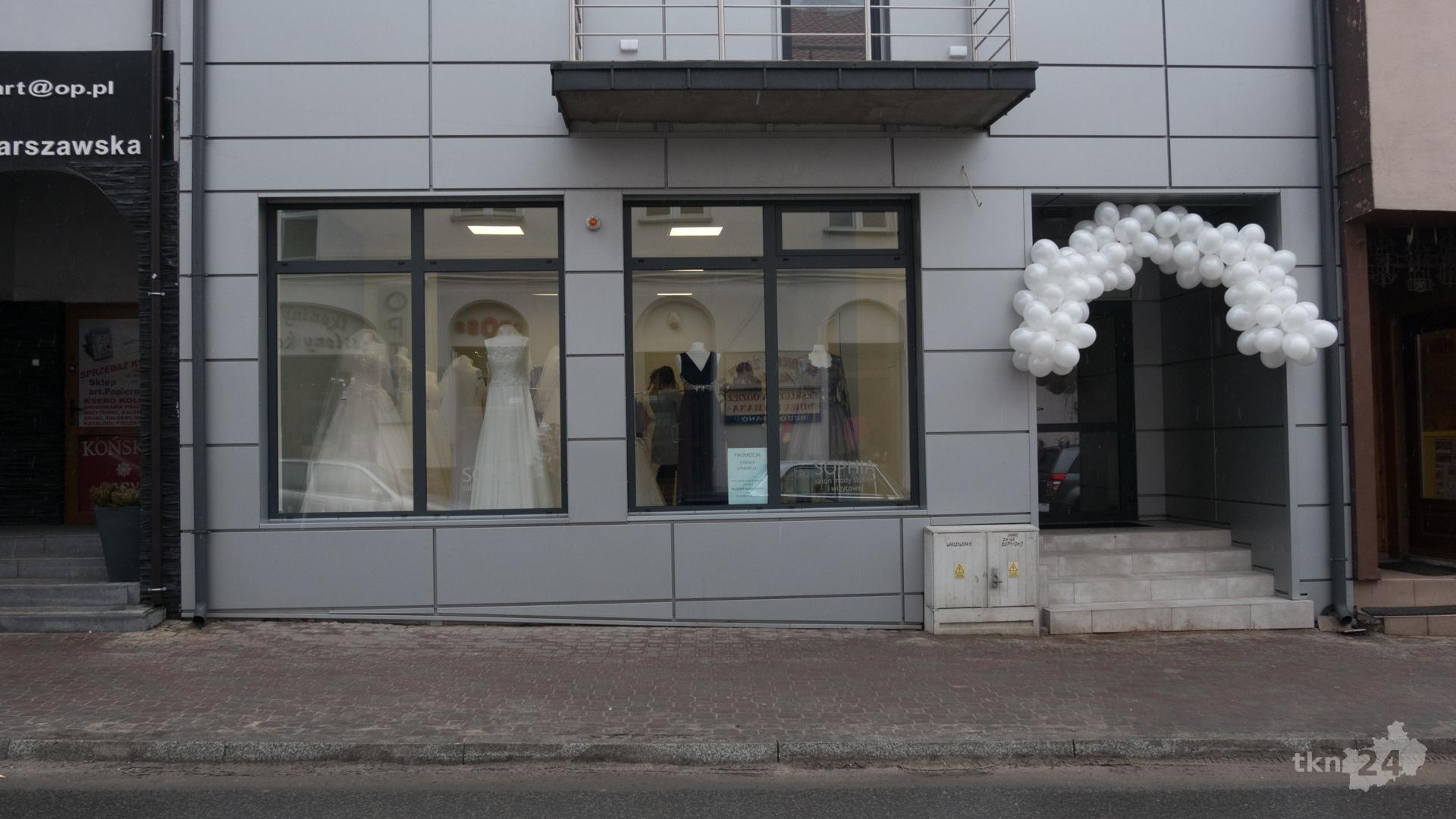 salon mody ślubnej i wizytowej w ko�skich 12 � tkn24