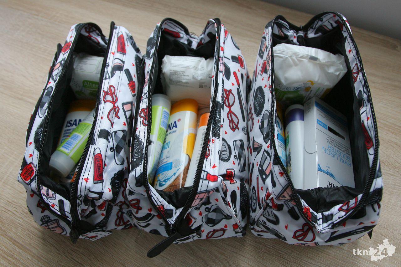 Konkurs Wygraj Kosmetyczke Z Wyposazeniem Z Rossmanna Tkn24
