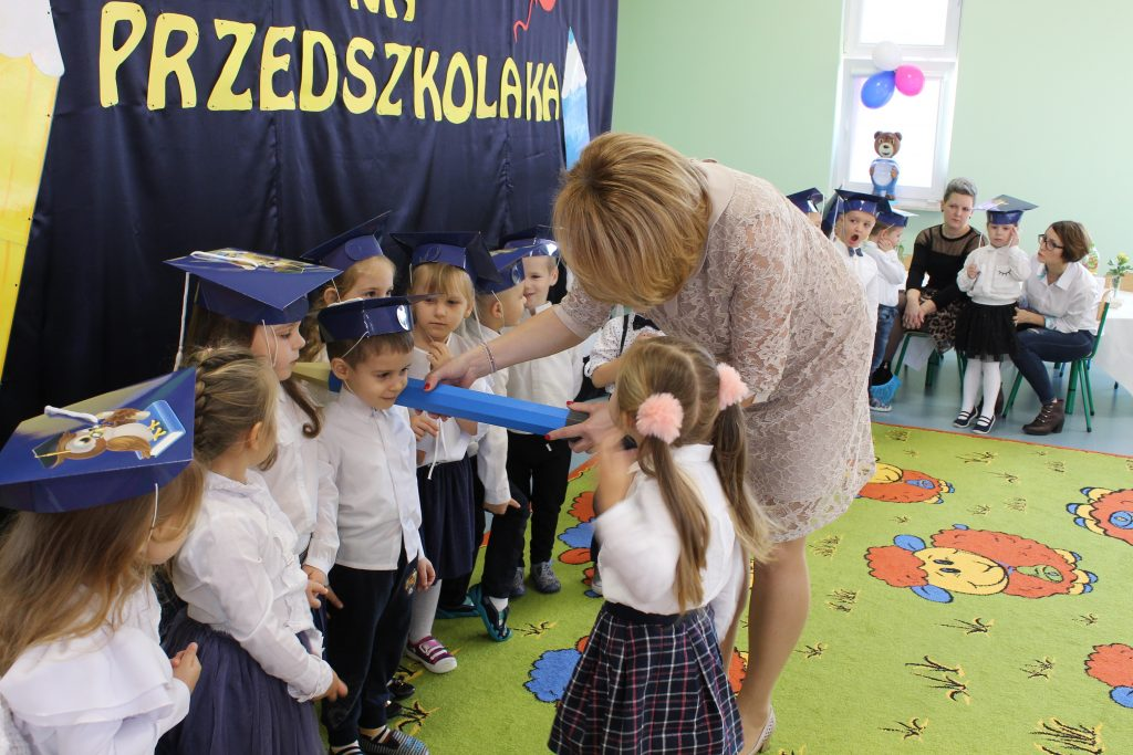 Pasowanie Na Przedszkolaka W Smykowie Tkn24